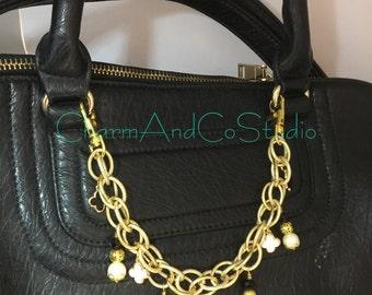 Handbag Charm 'Simple Chic' Accessory