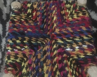 Handmade Moroccan stool/ / footrest