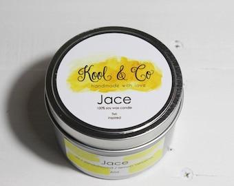 Jace Wayland | TMI Inspired Soy Candle