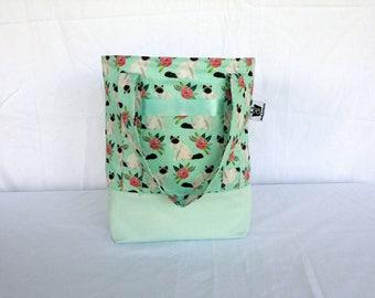 Tote/Birman Tote/Animal Tote Bag/Birman/Cat/Shopping Bag/ Carryall Bag/ Market Bag/ Shoulder Bag/Shopper Bag/ Fashion Accessories