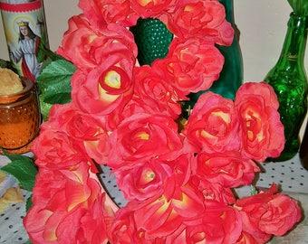 rose ampersand