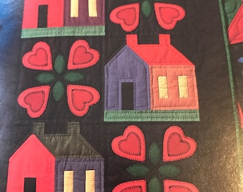 Little Quilts The Amish Neighbors quilt pattern