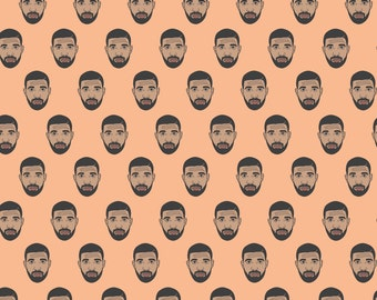 Drake Gangsta Wrapping Paper Gift Wrap Sheet