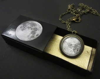 Full Moon Magic Talisman
