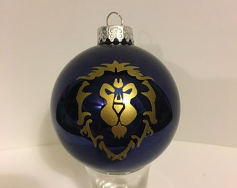 Alliance Ornament