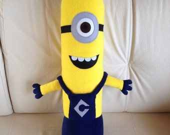 Pillow minion gift toy