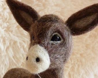 ON SALE - Milo the Donkey