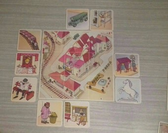 Which Way, Please? Vintage Game by Child's Play