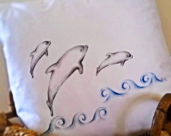 Dolphins in the Aegean