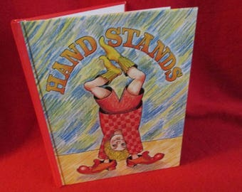 "Children's Book ""Hand Stands"" from the Allyn and Bacon Reading Program"