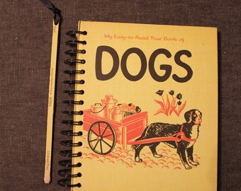 Dogs journal book