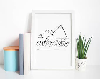 Explore More Art Print