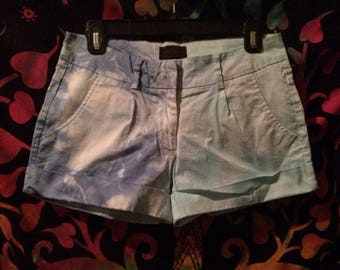 New Limited Tie Dye Shorts size 4