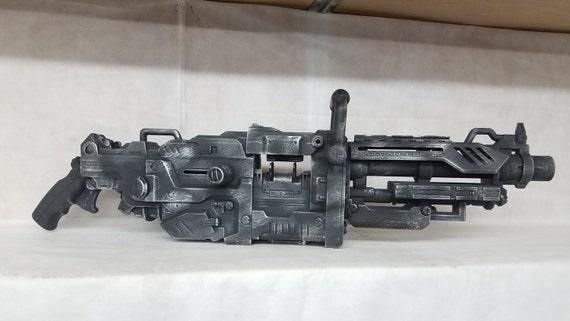 prop machine guns