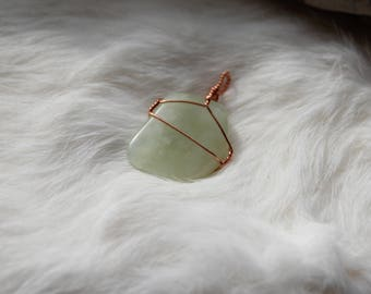 New Jade Pendant