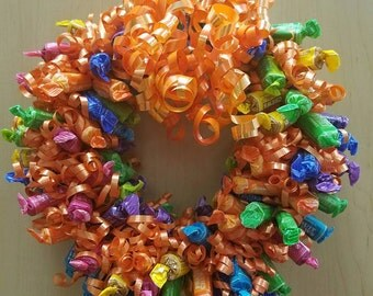 Color of Love Sweet Wreath Candy Wreath