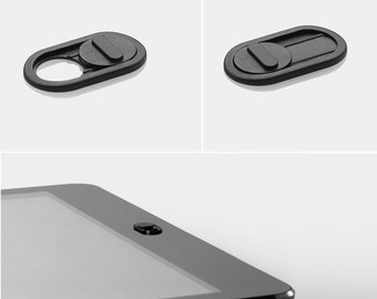 Webcam Cover for Privacy Open or Close with just one simple finger movement