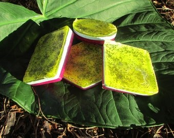 Sweet Melon Scrub Soap