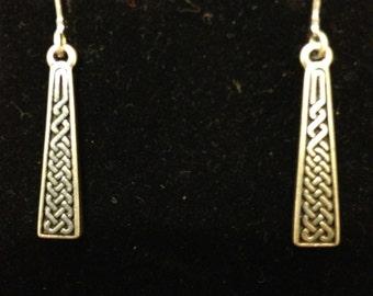 The Celtic Braid Earrings