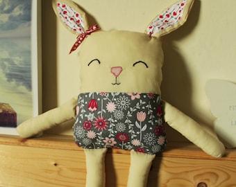 Handmade Bunny Cushion