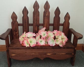 Bench shape  Planter,  Flower Pot