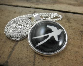 Oklahoma Bird, Oklahoma Jewelry, Oklahoma Scissortail, Scissortail Bird Jewelry, Okie