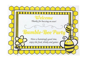 Bumblebee Decorations Pack - Ready to Send