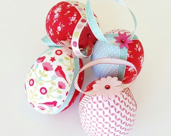 Decorative Eggs (Tilda)