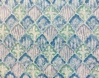 Brunschwig & Fils Nanou Rockery Cotton Designer Fabric by the yard
