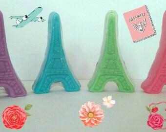 "Handmade soaps - Aromatic soaps -Handmade ""Eiffel Tower Soap"" - Decorative soap"