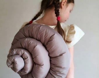 Snail girl costume / snail dress / Kids snail Costume / snail dress up / handmade costume / Halloween costume