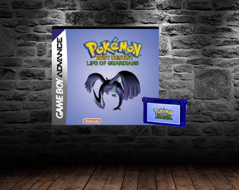 Pokemon Ruby Destiny Life of Guardians - Become the Ultimate Guardian Trainer - GBA - Pokemon Ruby