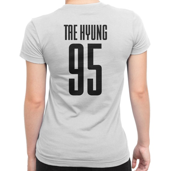 BTS Tae Hyung 95 Ladies T-SHIRT