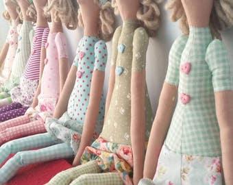 Tilda style Doll