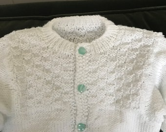 Boy's Sweater 6-12 months machine washable