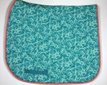 Custom Dressage Saddle Pad