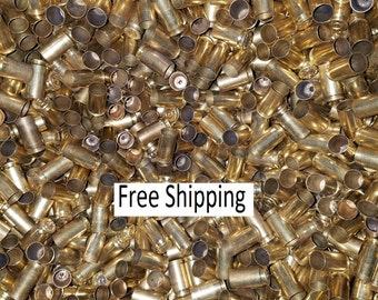 3000 9mm luger Cleaned Tumbled Polished  Free Shipping