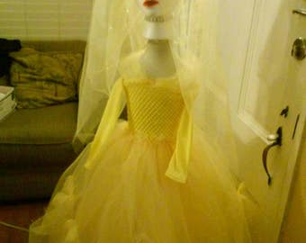 Fluorescent wedding dress bright colors collections