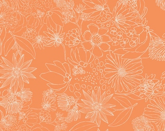 SALE FABRIC- Morning Walk by Leah Duncan-Art Gallery Fabrics-by the yard-Choose the cut-Quilting cotton