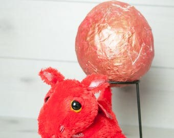 Medium Dragon Egg - Red