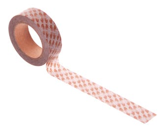 Wowgoods Washi tape - hands up brown