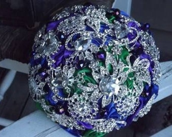 Brooch Bouquet Deposit