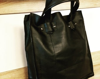 Black business bag