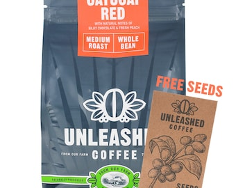 Coffee From our Farm - Freshly Roasted Coffee - Catucai Red - Unleashed Coffee