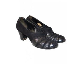 1930's Shoes -CP389