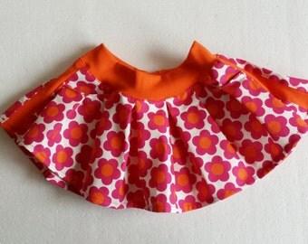 Skirt pleated skirt