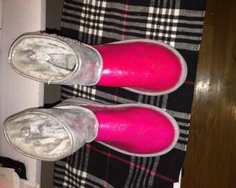 Custom CC boots size 5