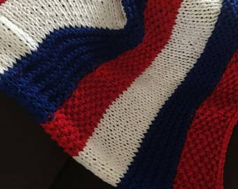 American Throw Blanket, MULTIPLE SIZING OPTIONS
