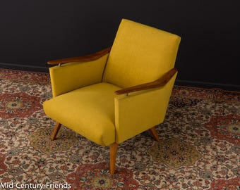 60s Chair, sofa, 50's vintage (703010)