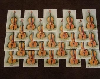 Suzuki Violin Review Cards Volume 1